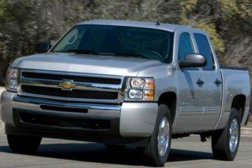 Chevy/GMC half-ton hybrid pickups